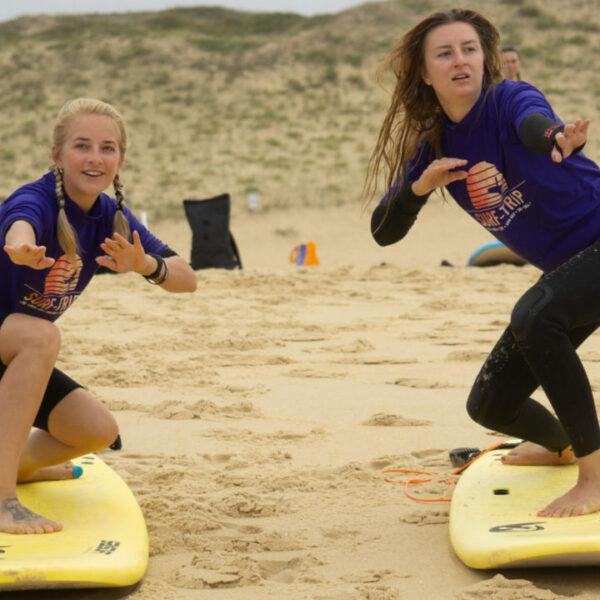 surf Francie