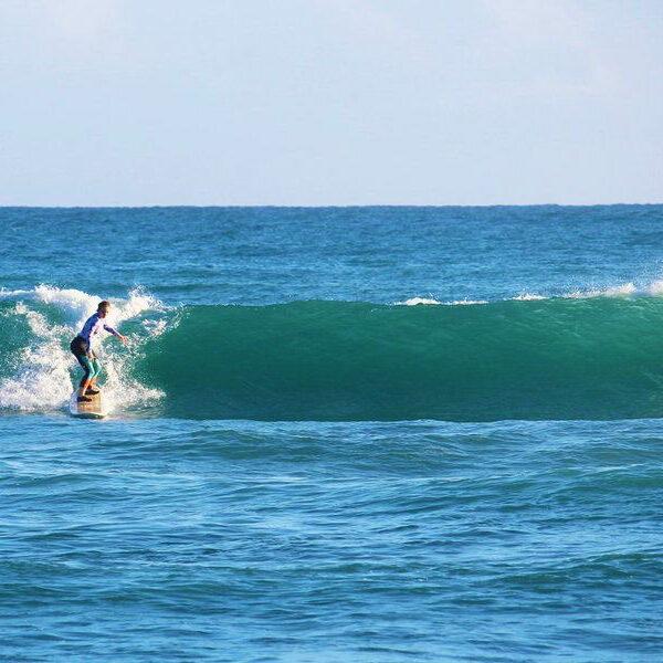 surfkemp Dominikána