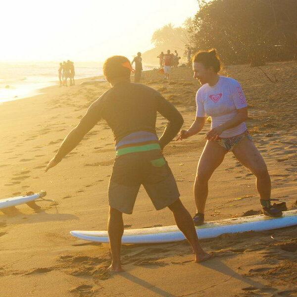 surfkemp Dominikánská republika