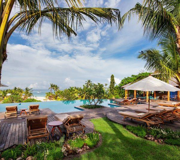 Jóga na Zanzibaru